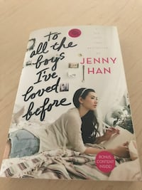 To all the boys i've loved before book Brampton, L6X