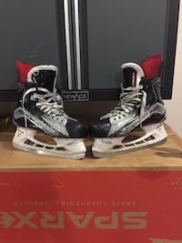 Bauer vapour 1x size 8 hockey skates Ingersoll, N5C 1H4