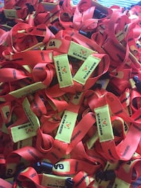 Veld 2day GA wristbands Mississauga, L5N