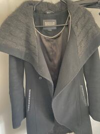 Mackage XS black wool coat