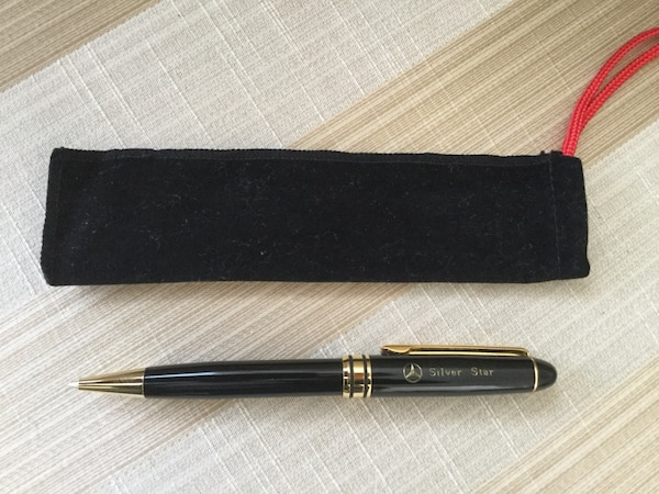BRAND NEW MERCEDES BENZ PEN PERFECT GIFT