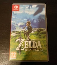 ZELDA Breath if the Wild Nintendo Switch. Madrid, 28002