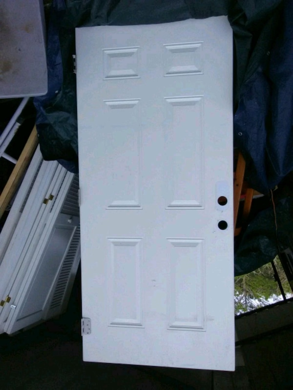 Used 36x80 Entry Door With Frame For Sale In Osteen Letgo