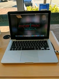 13 inch MacBook Pro M2012 Fort Myers, 33907