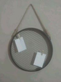 Picture hanger wall decor