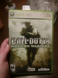 Xbox 360 COD: Modern Warfare Waterford, 45786