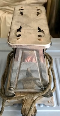Extremely Vintage Toaster!!