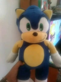 blue and yellow bear plush toy Vallejo, 94589