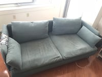 Teal couch from ikea Silver Spring, 20910