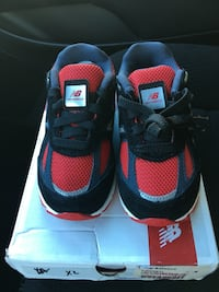 BRAND NEW NEW BALANCE TODDLER SIZE 8 SERIOUS BUYERS ONLY Washington, 20019