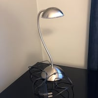 Stainless LED desk lamp (like new) Toronto, M4C 3W2