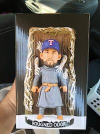 Rougned Odor Game of Thrones Bobblehead Bedford, 76021