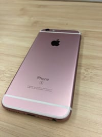 Iphone 6s rose hold 64gb Toronto, M5T 0S8