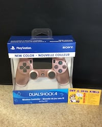 NEW PS4 ROSE GOLD CONTROLLER Toronto, M1H 2A4