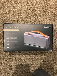 Luxa 2 groovy wireless speaker new Calgary, T3K