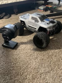 Arrma Granite 4x4 brushless motor super fast Aurora, 80014