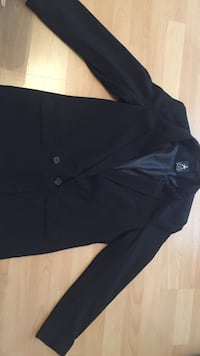 schwarze Button-up Anzugjacke Berlin