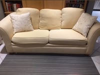 Beige Sofa bed (pull out couch) Toronto, M5T 0C3