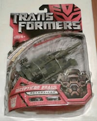 Transformers Brawl Action Figure Port Coquitlam, V3B 7G7