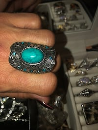 Gorgeous ring, get a discount with 1 more purchased item.  Paramount, 90723