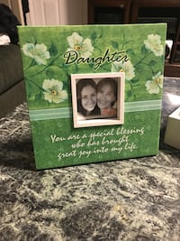 Beautiful Musical Daughter Picture Frame REDUCED!!