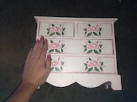 Large pink jewelry box Westtown, 10998