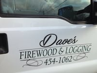 Daves's firewood and logging service Plainfield, 05667