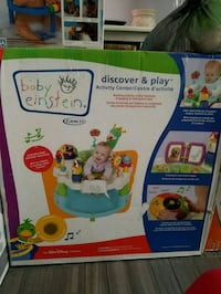 Fisher-Price Bright Starts bouncer box Toronto, M6M 2L6