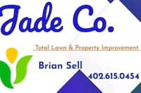 Lawn mowing and property Improvement  Omaha
