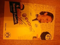 Neven Subotic 4 Trading Card Reken, 48734