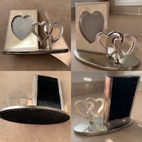 Love-Linked mini picture frame