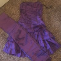 Prom dress size small Pleasant Valley, 26554
