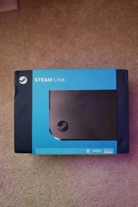 Steam link. Working and in box.  Newport News, 23602