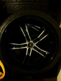 20 wheels and New tires  King City, 93930