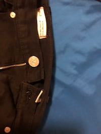 Women's all black true religion jeans  Mississauga, L5A