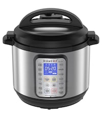 gray and black Instant Pot slow cooker Charlottesville, 22903