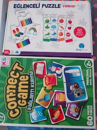 Puzzle ve connect game  Istanbul, 34134