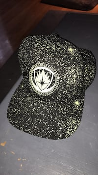 Hat Guardians of the Galaxy Glow in the dark