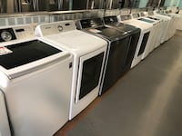 Samsung top load set  washer and dryer  Reisterstown, 21136