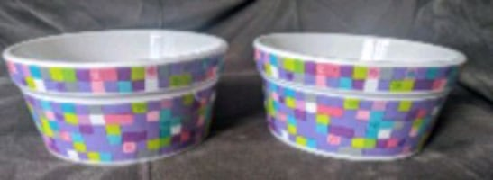 Pet Food/Water Bowls
