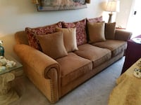 Couch, loveseat, and overstuffed chair. San Clemente, 92672