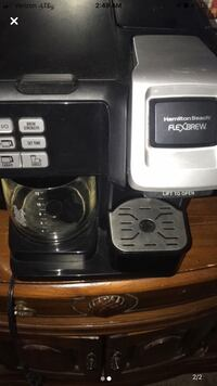 Keurig and coffee maker in one