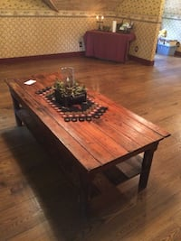 Farmhouse Country Coffee Table Millersport