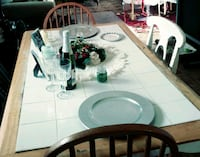 Nice table with 3 chairs Trenton, 29847