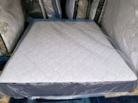 New double mattress on sale 220$ delivery 30  Edmonton, T6C 3T5