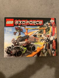 Lego Exo  force Gate Assault  #7705 Mississauga, L5R