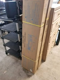 Brand New, Sealed, toddlers bed, color white, $45 Each