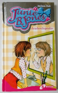 Libro: Junie B. Jones, desdentegada Barcelona