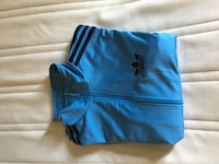 blå Adidas zip-up sweatshirt Oslo, 0368