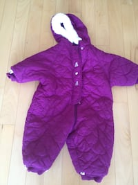 Toddler 1-piece winter coat - Size 2 Whitchurch-Stouffville